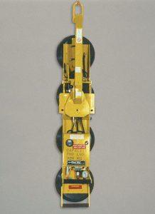 Dispositif de levage et D'enlèvement électrique de Baies-Vitrées LS-125