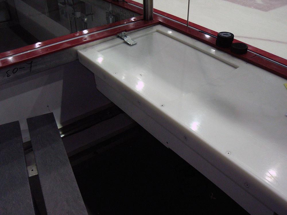 Pupitre pour marqueur anti-vandalisme LS-119